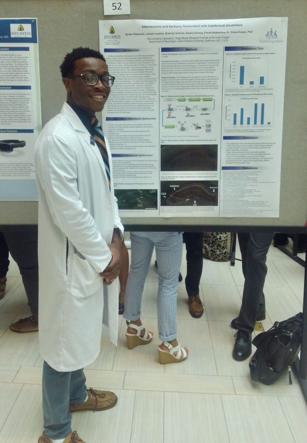 JHBIS summer 2018 lab poster presentation